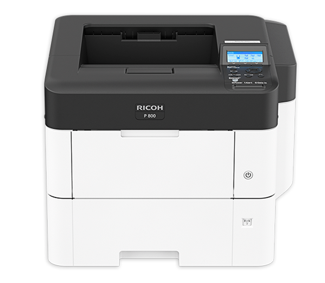 Ricoh Impresora monocromo p800